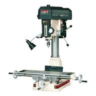 Jet 350018 Jmd-18 Mill/drill With R-8 Taper 115/230v 1ph-5
