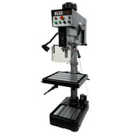 Jet 354225 Jdp-20evst-230 1-12 Drilling Capacity 2hp 230v 3ph With Forward And Reverse Tapping Capability-1