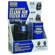 Motorguard M-26-KIT Clean Air Filter Kit 1/4npt-1