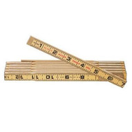 Klein Tools 900-6 86300 6' Wood Rule-1