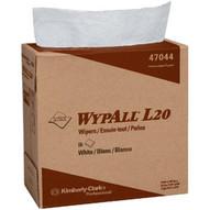 Kimberly-Clark 47044 9.75x16.5 White Kimtowel Wipes 4 Ply 100/box-1