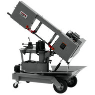Jet 424465 Hvbs-10-dmwc 10� Horizontalvertical Dual Mitering Portable Band Saw With Coolant System 1hp 115v 1 Ph-1