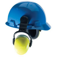 MSA 10087422 Left/right Hgh Yel Helmet Mounted Nrr 28-1