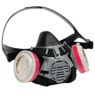 MSA 10102184 Advantage 420 Assly-facepiece Head Assy-large-1