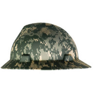 MSA 10104254 Vg Hat Camo W/ratchet Susp-1