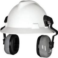 MSA 10129327 Sound Control Muffs Forfull Brim Hat-1