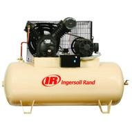 """Ingersoll-Rand 7100e15-v (45466125) 120 Gal Horizontal"