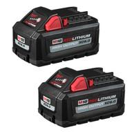 Milwaukee 48-11-1862 M18 18-Volt Lithium-Ion High Output 6.0Ah Battery Pack