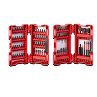 Milwaukee 48-32-4062 SHOCKWAVE Impact Bit Set - 74PC (FREE GIFT WITH PURCHASE)-1