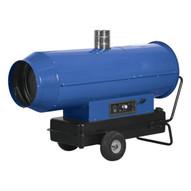Veloci 48.7002 Blaze100 100000 Btu Indirect Fired Heater-3