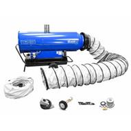 Veloci 48.7056 Blaze300 300000 Btu Indirect Fired Heater heater Package-4