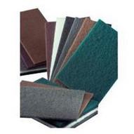 Carborundum Abrasives 05539574800 Carbo Hand Pads 6 X 9 (60 EA)-1