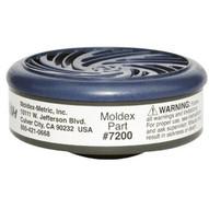 Moldex 7200 Acid Gas Cartridges-1