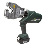 """Greenlee EK06ATCL22 Quad-point Battery-powered Crimping Tool"