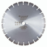 Husqvarna 771125 Millenium Traffic Loop L3 - 14 (350) x .312 x 1 DP Blade For Cutting L3 Concrete-1