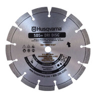 Husqvarna 542751141 Sd5+ 8 (203) X .125 X 58 Green Concrete-1