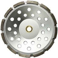 Husqvarna 542751317 GW1 Dri Disc - 7 (178) x 78 - 58 B Concrete Grinding Wheel-1