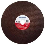 Husqvarna 542751465 Red Gc-7a 18 (450) X 14 Concrete Abrasive-1