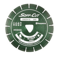 Husqvarna 542756207 Excel Green Pv12s14-2000 - 12 (305) X .250 Early Entry Saw Blade For Soft/soff-cut 5000 Saw-2