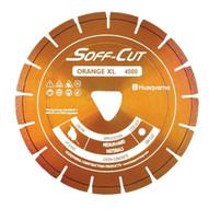 Husqvarna 542756208 Excel Orange Pv12s14-4000 - 12 (305) X .250 Early Entry Saw Blade For Soft/soff-cut 5000 Saws-4