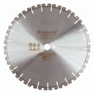 Husqvarna 542761231 Millenium HH650 (H3) - 16 (400) x .125 Hand Saw General Purpose Blade That Cuts Cured Concrete Or Brick/Block-1