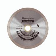 """Husqvarna 542761261 TSD-C Dri Disc - 7 (178) x .060 Economical Blade For Dry Cutting Most Ceramic Tile"