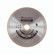 """Husqvarna 542761262 TSD-C Dri Disc - 8 (203) x .060 Economical Blade For Dry Cutting Most Ceramic Tile"