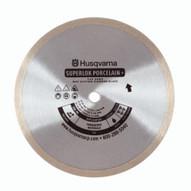 Husqvarna 542761273 Porcelain 8 (203) x .060 x 5/8 Superlok Porcelain Cutting Blade-1
