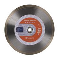 Husqvarna 542761277 Porcelain 10 (254) x .070 Superlok Porcelain Cutting Blade-1