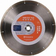 Husqvarna 542761283 Vari-Cut - 8 (203) x .060 Porcelain Tile Blade-1