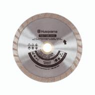 """Husqvarna 542761420 TSD-T Dri Disc - 7 (178) x .095 General Purpose Blade For Fast Cutting Of Stone"