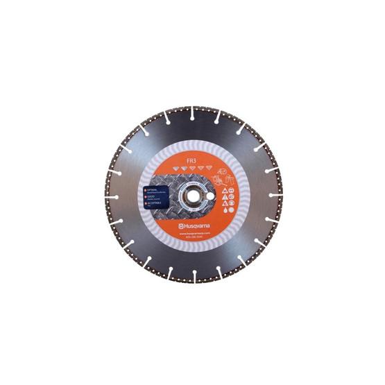 Husqvarna 542773403 FR3 Dri Disc - 4-1/2 (114) x .080 Metal Cutting Blade-1