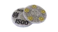 Husqvarna 542868409 Flex Polishing Pads 1500 Grit 10-1