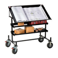 Southwire Ww-550 Wire Wagon 550 - Mobile Print Table W Storage-1