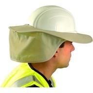 Occunomix 899-KHK Stow Away Hard Hat Shade- Khaki-1