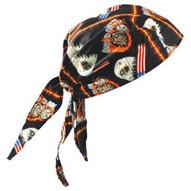 Occunomix TN6-MOT Tuff Nougies Dlx Tie Hat: Mot-1