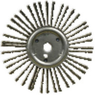 Husqvarna 574233201 Wire Joint Brush 12 (305) X 38 Crack Cleaning In Concrete-1