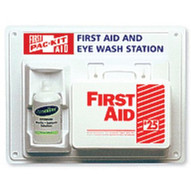 Pac-Kit 24-500 Contractor First Aid &eyewash Station-1