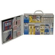 Pac-Kit 6135 2 Shelf Industrial Firstaid Station-1