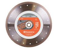 Husqvarna 579827801 Vari-cut Turbo 4-12 (114) X .085 Smooth Cutting In Brick Concrete-1
