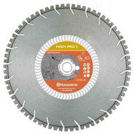 Husqvarna 579872501 High Pro3 14 (350) x .140 x 1DP 20mm Blade For Cured Concrete (Best)-1