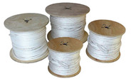 Southwire Spr-9612 Qwikrope 916 X 1200' 12 Strand Uhmwpe Rope Avg. Break. 32000 Lb.-1