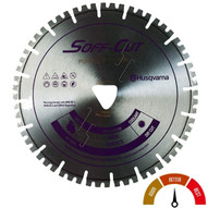 Husqvarna 587665209 Vari-cut Purple Vc14s14-1000 - 13-12 (343) X .250 Blade For Softsoff-cut 40004200 Saws-1