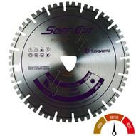 Husqvarna 587665210 Vari-cut Purple Vc141000pv-1000 - 14 (350) X .120 Blade For Softsoff-cut 5000 Saws-2