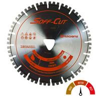 Husqvarna 587669009 Vari-cut Orange Vc14s14-4000 - 13-12 (343) X .250 Blade For Softsoff-cut 40004200 Saws-1