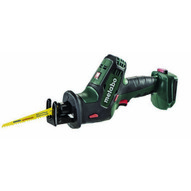 Metabo Sse 18 Ltx Compact (602266890) Cordless Reciprocating Saw-1