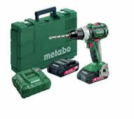 Metabo Sb 18 Lt Bl (602316520) Cordless Hammer Drill-1