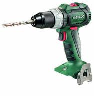 Metabo Sb 18 Lt Bl (602316890) Cordless Hammer Drill-1