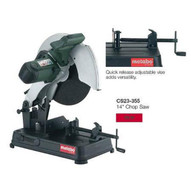 Metabo CS23-355 14 Metal-cutting Chop Saw-1