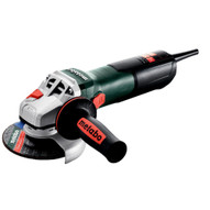 """Metabo 603623420 5"""" Angle Grinder 11 Amp Lock-On Switch W 11-125"""